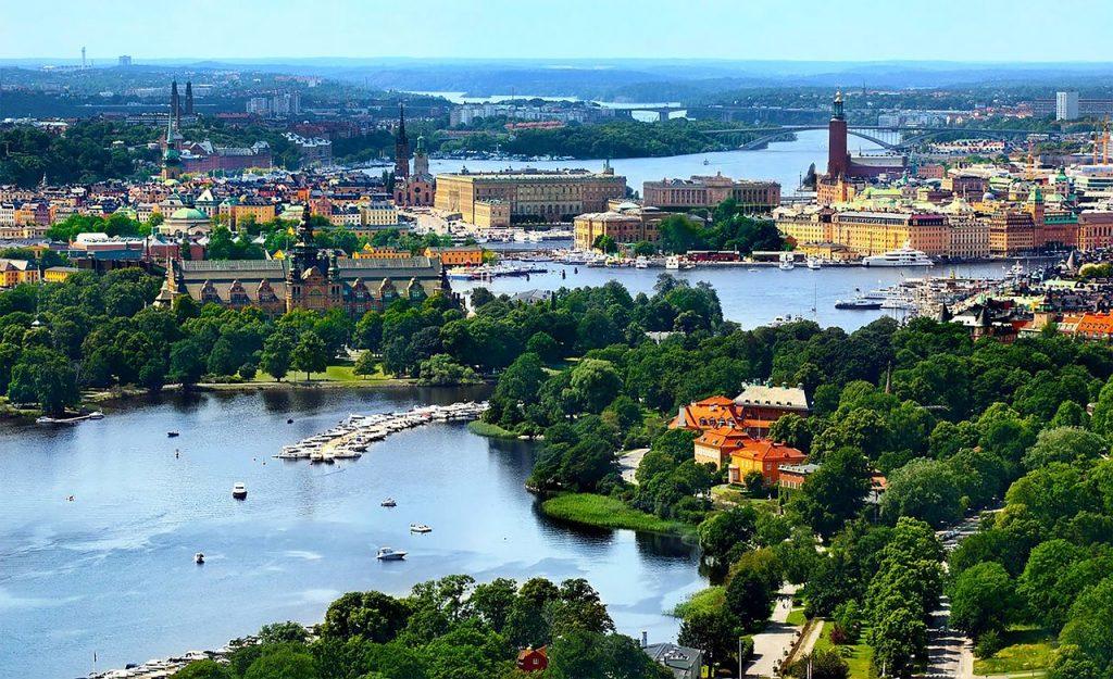 Stockholm, une ville verte à prendre pour exemple